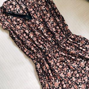 Beautiful Floral Dress // Express